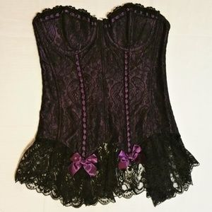 💥3 for $20💥 Fredericks of Hollywood Lace Corset